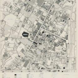 石岡市都心部土地利用図