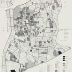 茨城県総和町古内地区土地利用図