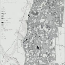 飯田市松尾地区土地利用図