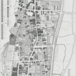 飯山市中心市街地土地利用図