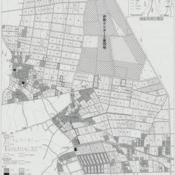 伊那市西箕輪地区土地利用図