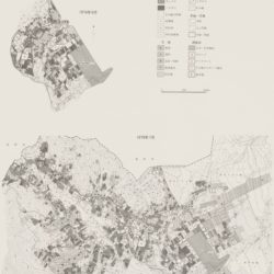 菅平の土地利用図