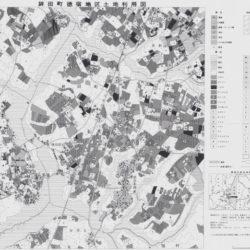 鉾田町徳宿地区土地利用図
